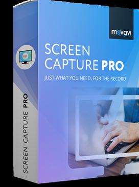 Resultado de imagen de Movavi Screen Capture Pro