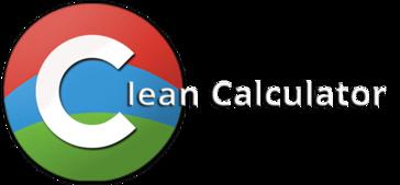 Clean Calculator