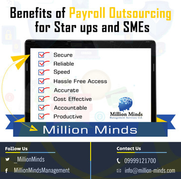 Payroll Outsourcing Company in Delhi Reviews