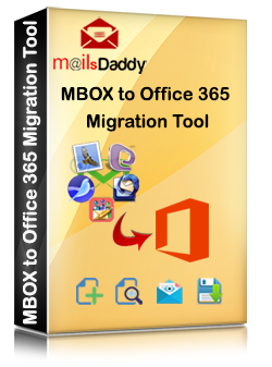 Mailsdaddy MBOX to Office 365 Migration Tool