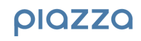 Piazza Reviews