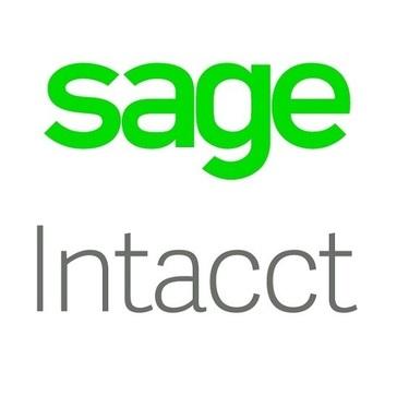 Sage Intacct Pricing