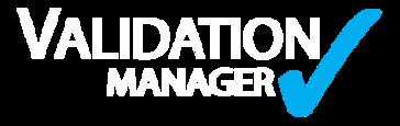 Validation Manager