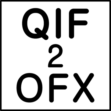 QIF2OFX (QIF to OFX Converter) Pricing