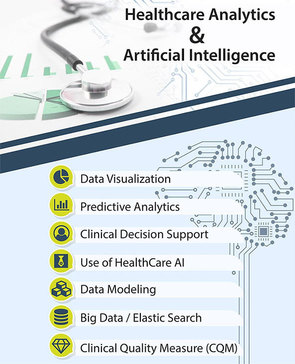 Healthcare Analytics and Artificial Intelligence Solution Development Show