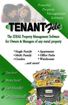 Tenant File Property Management Reviews