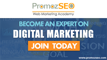 PromozSEO Web Marketing Academy