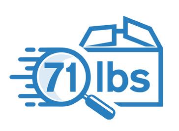 71lbs Shipping Savings Services Reviews