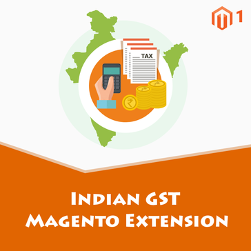 Indian GST Magento Extension for Magento