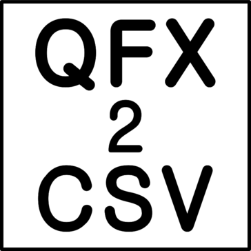 QFX2CSV (QFX to CSV/Excel/PDF Converter) Reviews