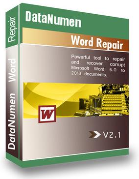 DataNumen Word Repair Reviews