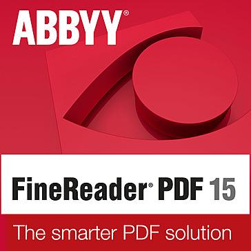 FineReader PDF 15 Show