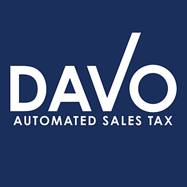DAVO Sales Tax