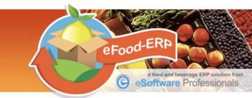 eFood ERP