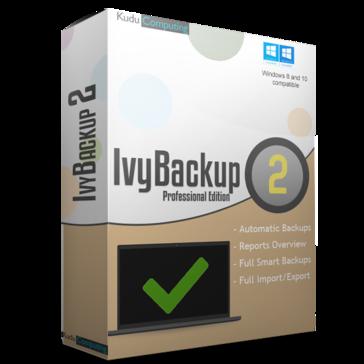 IvyBackup Show