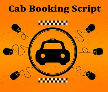 Professional Cab Booking Software like Uber, OLA Script