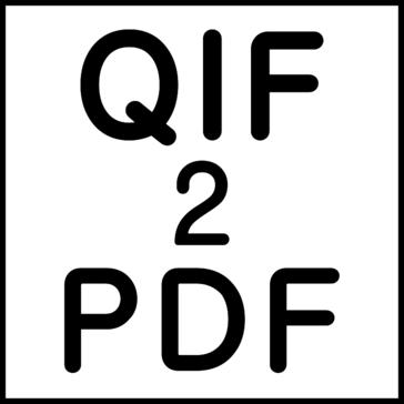 QIF2PDF (QIF to PDF Converter) Reviews