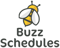 Buzz Schedules Pricing