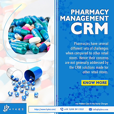 Hykez Pharmacy Management Solution
