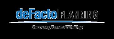deFacto Planning