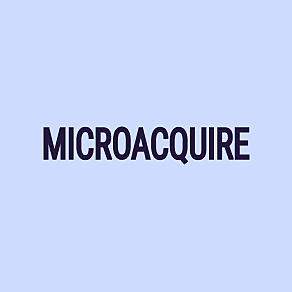 MicroAcquire