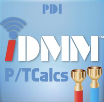 iDMM P/T Calcs
