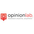 Compare ForeSee vs. OpinionLab