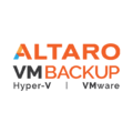 Compare Acronis Backup and Recovery vs. Altaro VM Backup