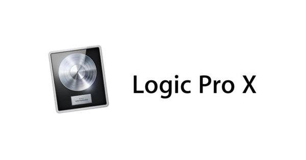 Logic Pro X logo