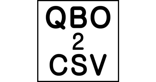 QBO2CSV (QBO to CSV/Excel/PDF Converter)   G2 Crowd