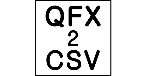 QFX2CSV (QFX to CSV/Excel/PDF Converter) Pricing   G2 Crowd