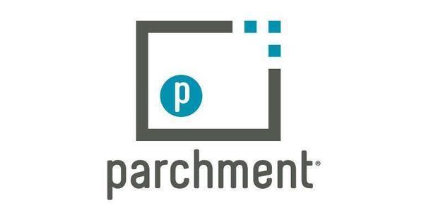 Image result for parchment transcript service