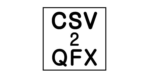 CSV2QFX (CSV to QFX Converter) Reviews 2019: Details