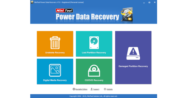 minitool power data recovery cost
