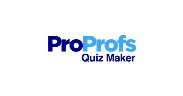 ProProfs Quiz Maker Alternatives & Competitors | G2