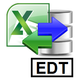 Excel Database Tasks (EDT) Logo