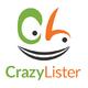 CrazyLister Logo