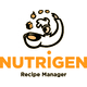 NutriGen Recipe Manager Logo