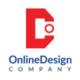 Online Design Company Logo