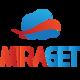 Miraget Logo
