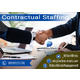 Contract Staffing Services Logo
