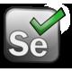 Selenium IDE Logo