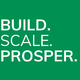 Build.Scale.Prosper. Logo