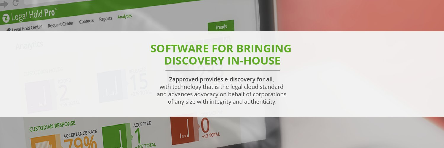 Z-Discovery - Legal Hold Pro + Digital Discovery Pro