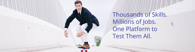 eSkill Skills Testing