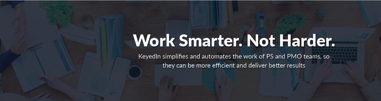 KeyedIn® Projects