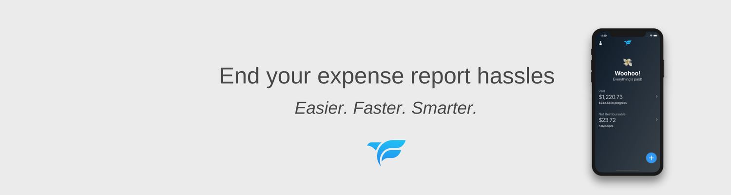 Fetch - Expense Management