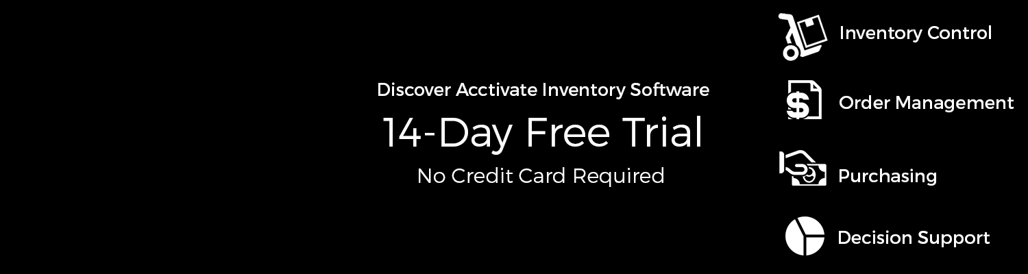 Acctivate Inventory Software