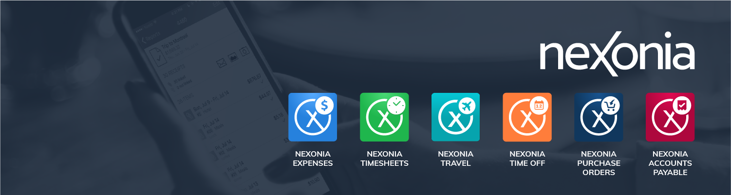 Nexonia Expenses