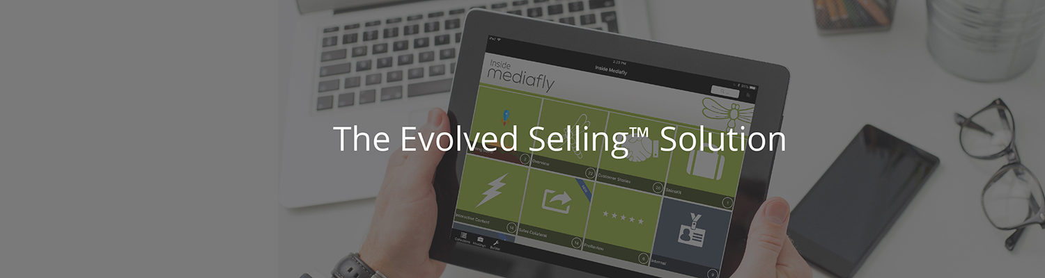 Mediafly Evolved Selling